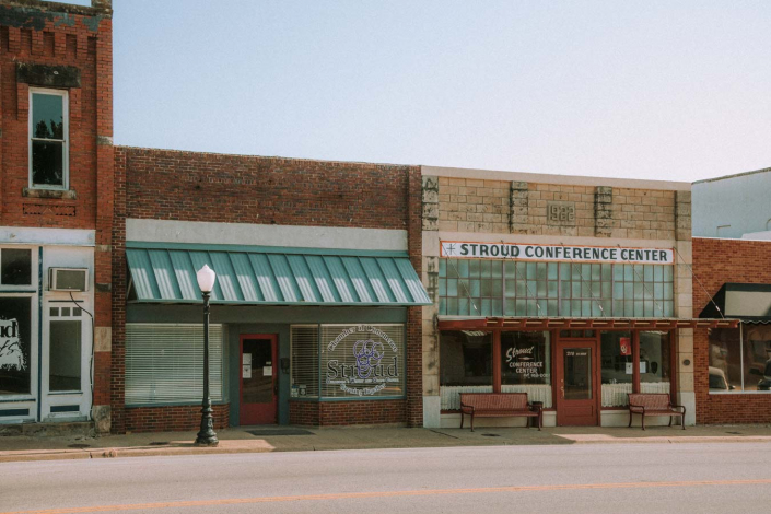 Stroud Conference Center