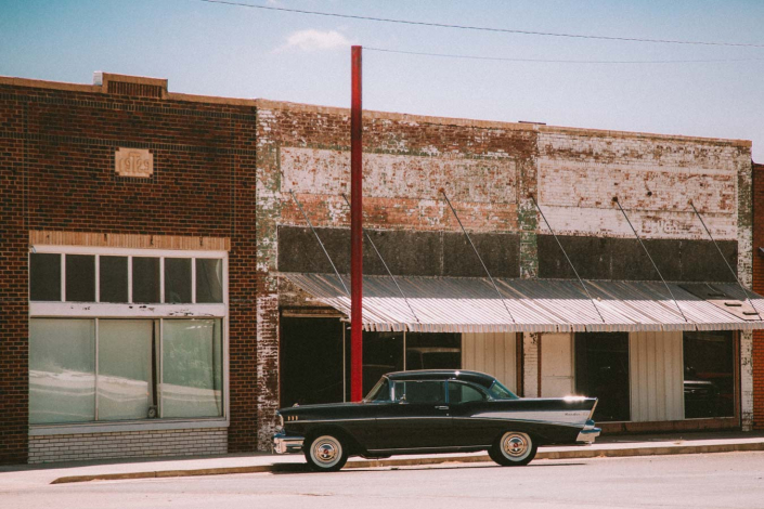 Car on Route66